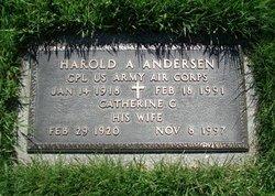 Harold Auga Andersen