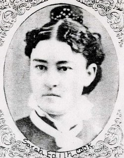Sarah Edith <i>Laker</i> Cook