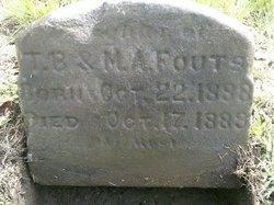 Mary Ethel Fouts