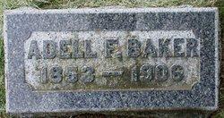 Adell Fidelia <i>Paddock</i> Baker