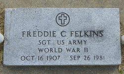 Sgt Fred C Felkins