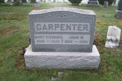 Mary <i>Stewart</i> Carpenter