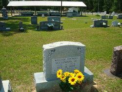 William Thomas McClendon, Jr
