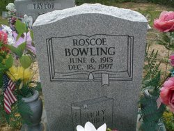 Roscoe Bowling