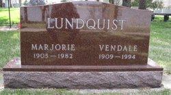Marjorie Mary <i>Tallman</i> Lundquist