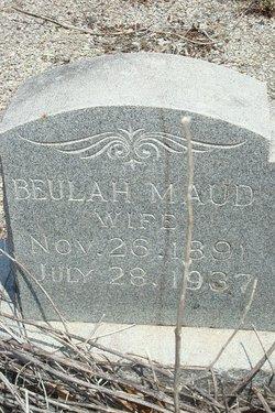Beulah Maud Hicks