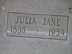 Julia Jane Cox