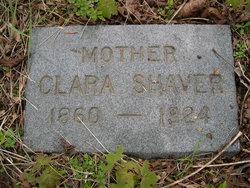 Clarissa Clara <i>Miller</i> Shaver