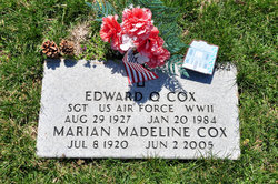 Marian Madeline Cox
