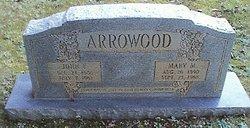 Mary Jane <i>Marlow</i> Arrowood