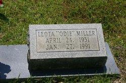 Mrs Leota May Odie <i>Harrison</i> Miller