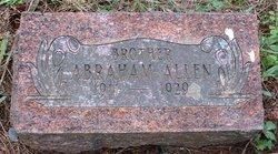 Abraham Allen