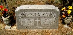 Cecilia <i>Manak</i> Pavliska