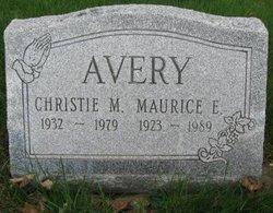 Maurice Everett Avery