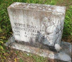 Myrtie Edna <i>Poitevint</i> Askew