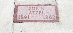 Zoe N. <i>Tower</i> Atzel