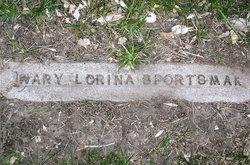 Mary Lorena <i>Wiseman</i> Sportsman