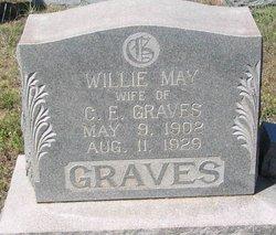 Willie May <i>Barnett</i> Graves