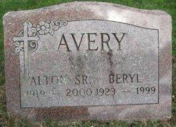Beryl Audray <i>Corson</i> Avery