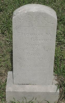 Thomas M Garner