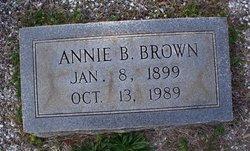 Annie B. Brown