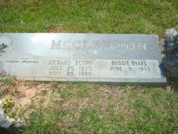 Richard Henry Buddy McClendon