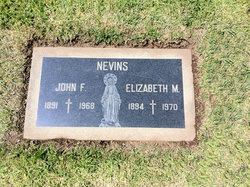 Elizabeth Margaret Lilly <i>Kiely</i> Nevins