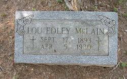 Lou Edley McLain