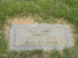Billy James Martin