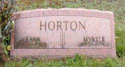 Myrtle <i>Wheeler</i> Horton