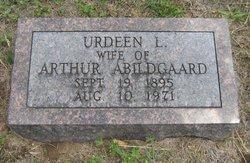 Urdeen L. <i>Ruggles</i> Abildgaard