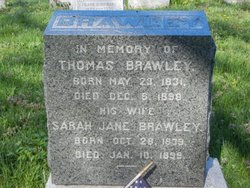Sarah Jane Brawley
