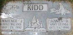 Wallace J. Kidd