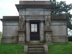 Flora Amalia <i>Friday</i> Ahlberg