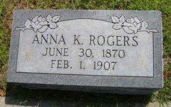 Anna K. Rogers