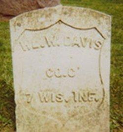 Pvt William Wallace Davis