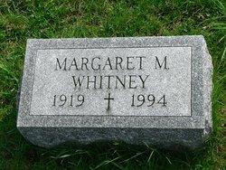 Margaret M. Whitney