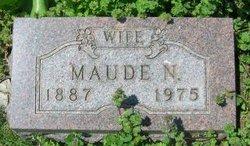 Maude N Alexander