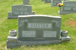Dorothy <i>Guilliams</i> Foster