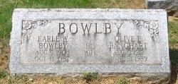 Olive E <i>Banghart</i> Bowlby