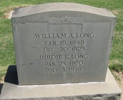 William A. Long
