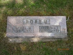 Ethel M Bessie <i>Walker</i> Borem