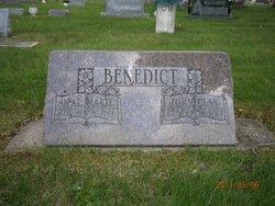Opal Marie Benedict