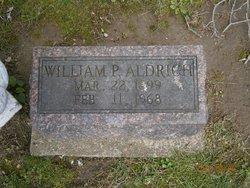 William P Aldrich