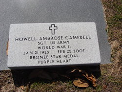 Howell Ambrose Campbell