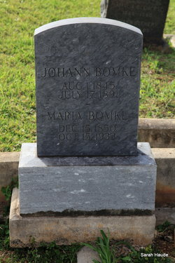 Johann Bomke