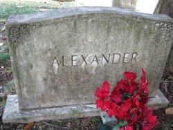 Leila <i>Lance</i> Alexander