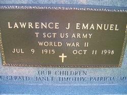 Lawrence John Emanuel