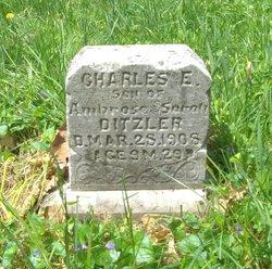 Charles E. Ditzler