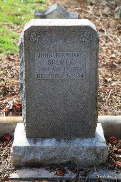 John Bernhard Bremer